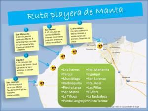 INFOGRAFIA MANTA Y PLAYAS